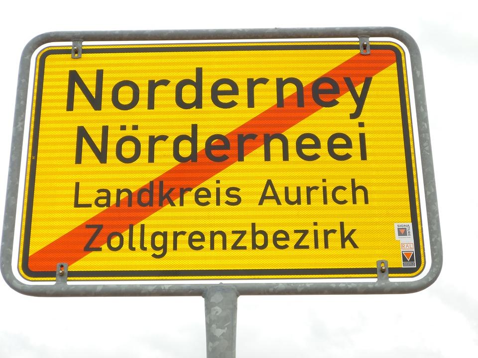 norderney reise